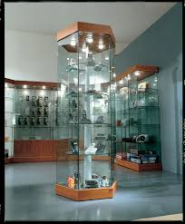 lockable glass display cabinet showcase these quality display cabinets are constructed from 6mm toughened