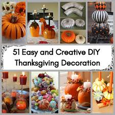 51 easy and creative diy thanksgiving decoration coo architecture