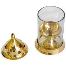 frestol brass pooja items udupi jyot golden pooja items