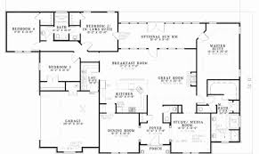 floor plans with in suite unique gallery ranch style house plans with inlaw suite home