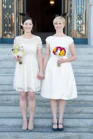 city hall wedding dress inspiration for unique brides