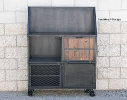 industrial style liquor cabinet best home furniture decoration