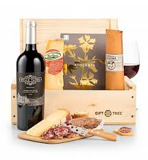 wine and cheese basket premium pairings wine and cheese gift wine baskets a