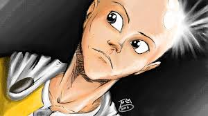 one punch man saitama the one punch man u2014 weasyl