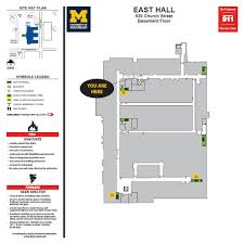 Fire Evacuation Floor Plan Dpss Emergency Signage