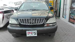 lexus suv 2002 for sale lexus rx series 300 2002 for sale in lahore pakwheels