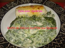 cuisiner des epinards gratin de délices soufflés aux epinards