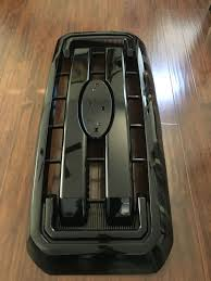 2011 2015 f250 350 front grill painted ford truck