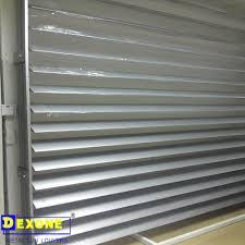 aluminum motorized sun louver window shutter buy motorized