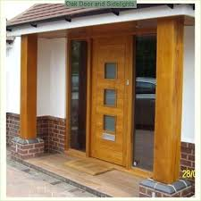 Oak Exterior Doors Contemporary Wooden Front Doors S Contemporary Oak Exterior Doors