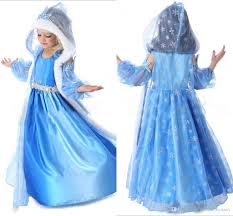 frozen dresses baby girls dresses snowflakes sequined dres frozen