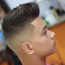 Spiked Hairstyles For Men by Mens Hair Styles Latest Trendy Hairstyles Bhommali
