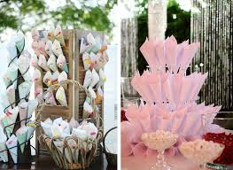 favors for wedding how to make beautiful retro sweet cones for wedding favours kara