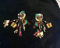 reggae earrings reggae earrings etsy