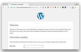 automatic wordpress deployment free ssl trellis how to