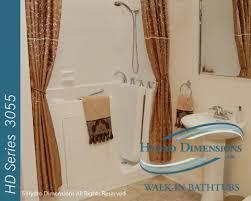 Walk In Bathtubs Reviews Walk In Tubs Hydro Dimensions 888 818 7111