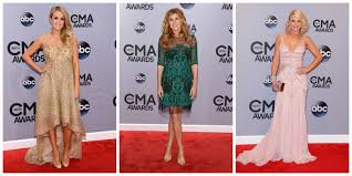 2014 Red Carpet Cma Awards Red Carpet And Best Dressed 2014 Glamour