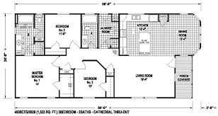 floor plans for new homes new manufactured home floorplans