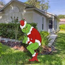 grinch christmas lights grinch decorations ebay