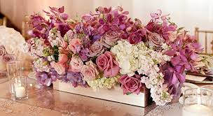 pink color silk flower centerpieces interesting silk flowers
