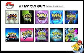 Pokemon Meme Generator - my favorite pokemon openings meme template by coleroboman on deviantart