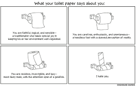 Toilet Paper Roll Meme - image 611373 the great toilet paper debate know your meme