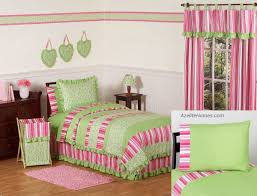 Pink Striped Comforter Pink And Green Comforter Set Ideas You Can Try Azelitehomes