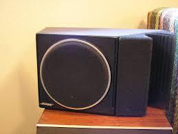 modern speakers bose 201 direct reflecting speakers