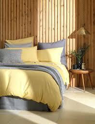 yellow duvet covers queen relaxed denim yellow duvet cover yellow