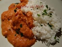 site cuisine indienne poulet indien ou butter chicken la cuisine de mich