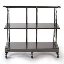 Media Storage Shelves by Lp Record Storage Rack 2 Shelves Boltz Steel Furniture