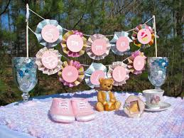 Baby Showers Decorations by Baby Shower Decorations Baby Ideas