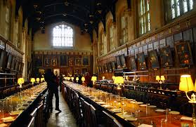 Hogwarts Dining Hall by 97 Beggars And Liars Gypsies And Thieves They All Come To Him
