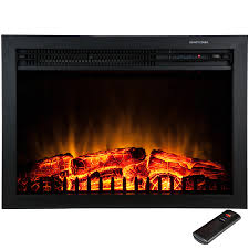 akdy fp0028 23 in freestanding electric fireplace insert heater