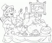 incridible cute thanksgiving for kids coloring pages printable