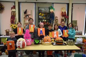 Decorated Pumpkins Contest Winners William Floyd District Moriches Elementary Hosts