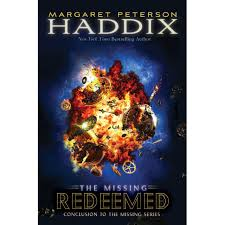 redeemed the missing 8 by margaret peterson haddix