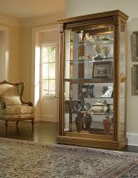 Glass Front Living Room Cabinets Curio Cabinet Fantastic Curio Cabinet Modern Image Ideas