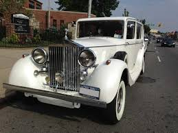 antique rolls royce new york limousine gallery nyc limo service