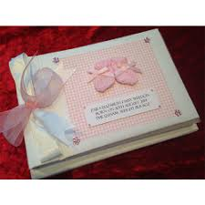 christening photo album personalised handmade photo albums uk carrole