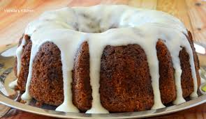 varada u0027s kitchen breakfast banana bundt cake bundtbakers