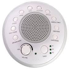 amazon com soneic sleep relax and focus sound machine 10