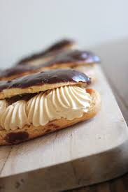 happy thanksgiving to you and your loved ones dulce de leche eclairs grace full eats