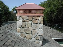 decorative copper chimney caps u2014 jen u0026 joes design copper