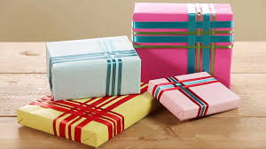 wrapping gift boxes woven ribbon gift topper smart way to wrap presents