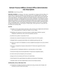 Office Administrator Curriculum Vitae Office Assistant Job Description Administrative Assistant Job