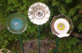 10 best images of making flowers from plates garden flowers made