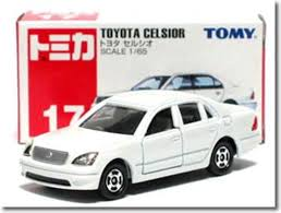 toyota celsior for sale tomy tomica scale 1 65 toyota celsior pearl white ebay