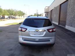 chevrolet traverse blue 2013 chevrolet traverse lt for sale in houston tx stock tr10376