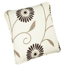 Chocolate Cushion Covers Low Value Prices Everyday From 4yh Textiles Plus Free Delivery